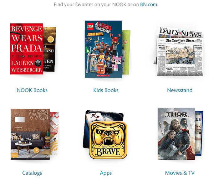 nook-books