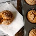 Gluten-Free Gingerbread Muffins