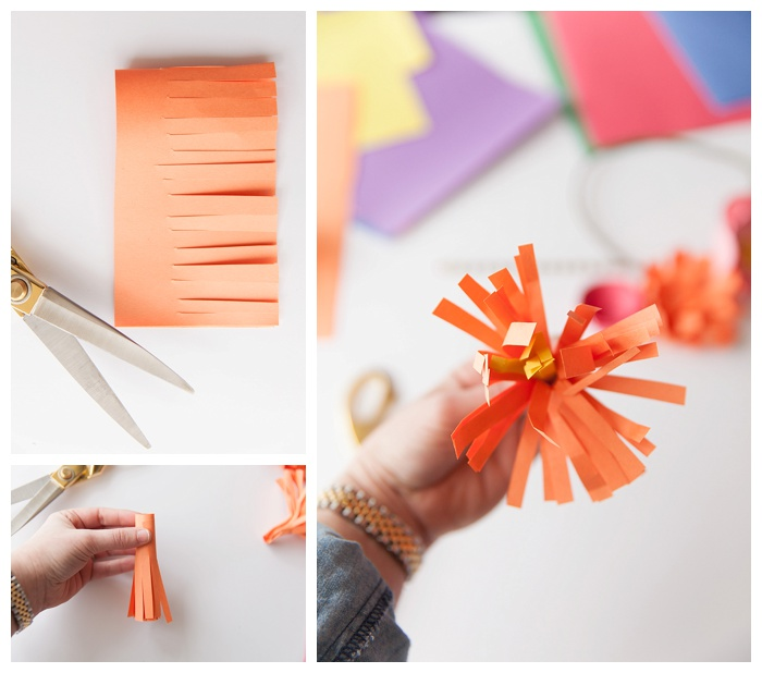 tassel flower how to, these look so cool!