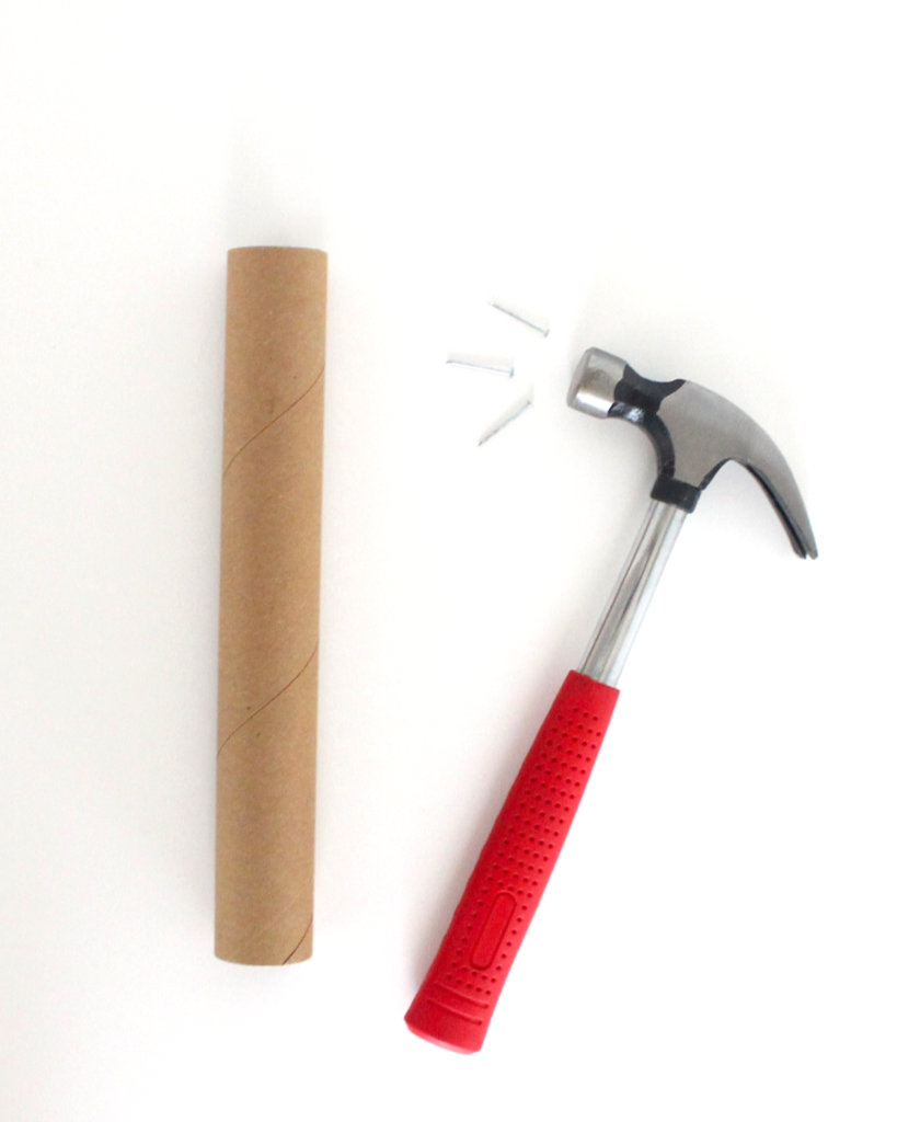 All you need is a cardboard tool, some nails and a few more ingredients to make your own rainstick! This tutorial will show you how