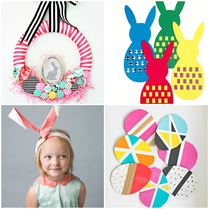 The absolute cutest Easter crafts for kids!