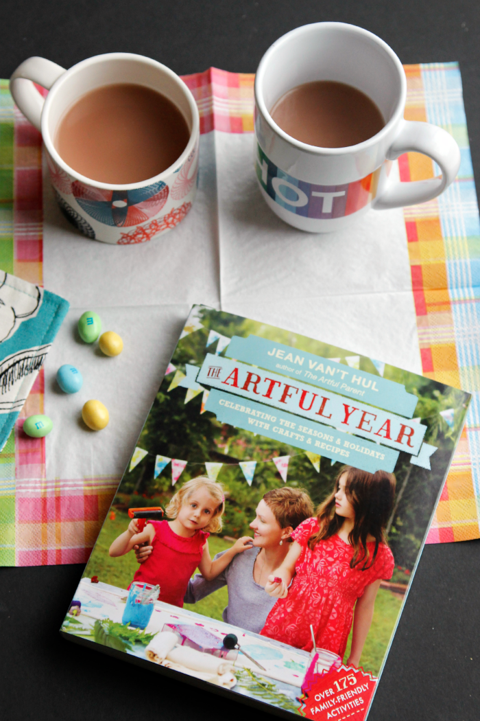 Coffee Date with Jean Van't Hul, author of The Artful Parent and the Artful Year
