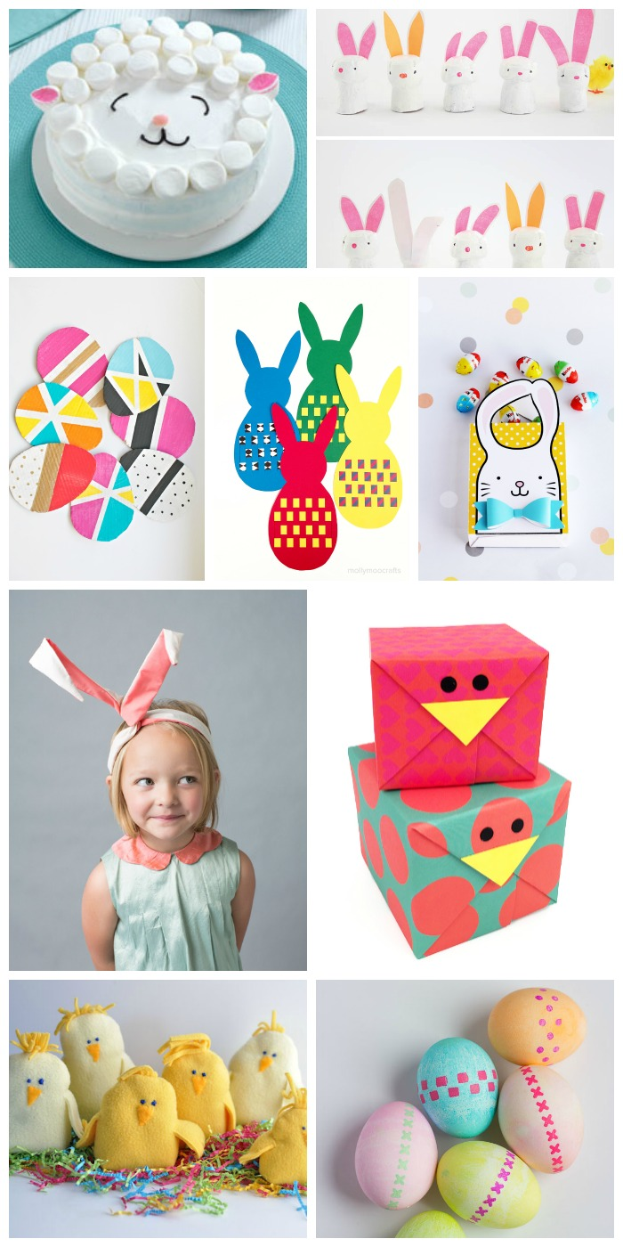 I want to try every one of these Easter projects and ideas!