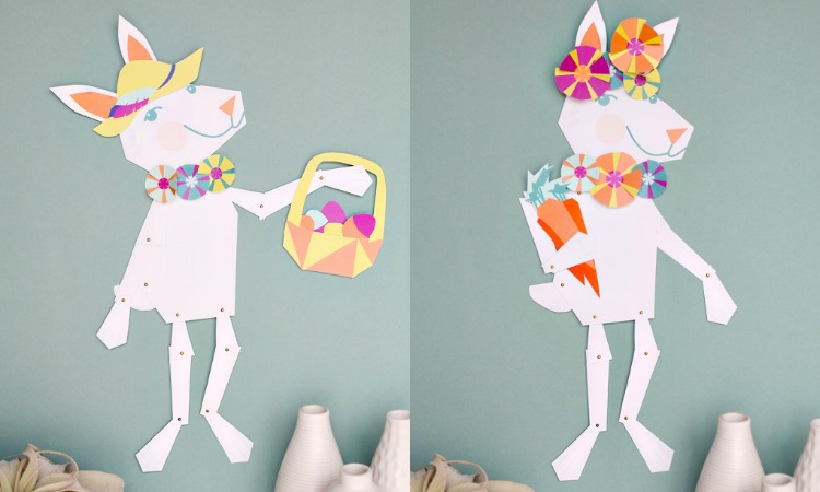 Whimsical Easter Printables from Smallful, plus a giveaway!