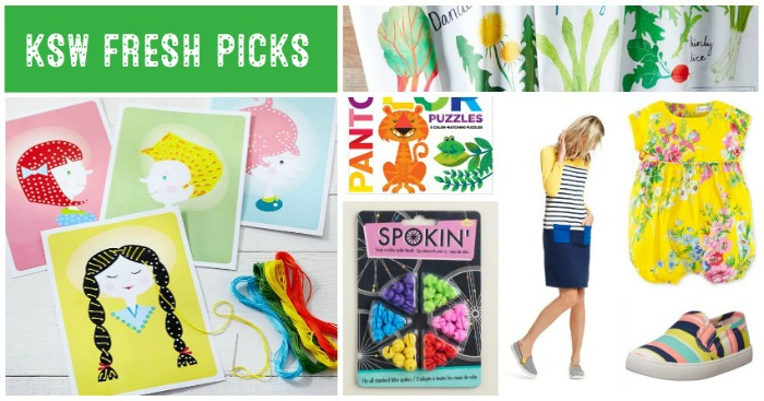 March Fresh Picks
