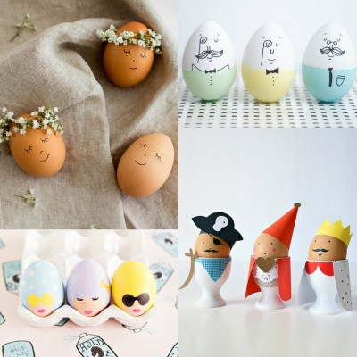 Egg People: A Study in Eggs With Personality