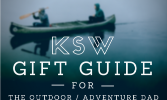 What a guy wants! Great list of gift ideas for the outdoor adventure type man in your life
