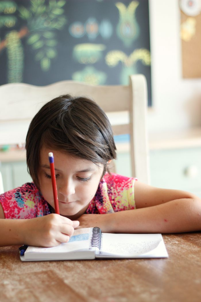 Give children the ultimate gift -- a love of writing by incorporating these tips into your home life