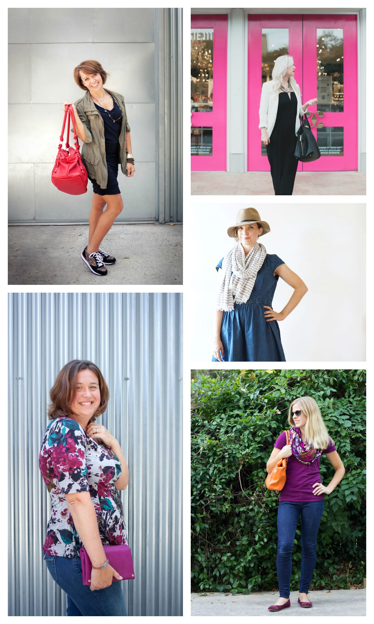 We asked 5 moms what items were on their must-have list for fall 2105 and here's what they told us. I agree! I want all of these things in my closet