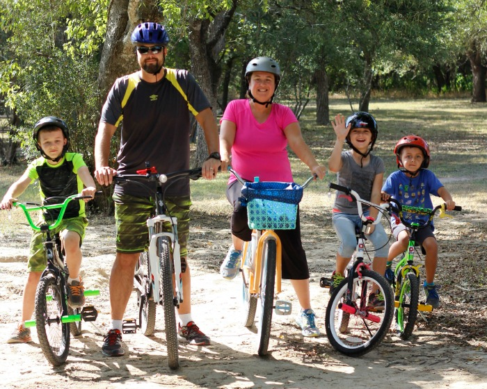 Tips for Cycling as a Family