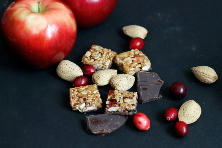 goodness knows bite size snacks - gluten-free and great for snacking on the go!