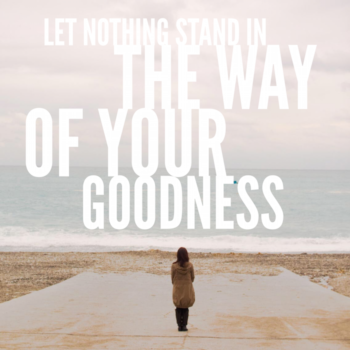 let nothing stand in your way.