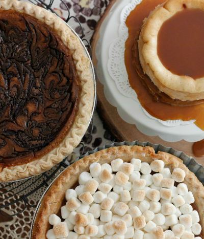 How to Dress Up A Pumpkin Pie For The Holidays