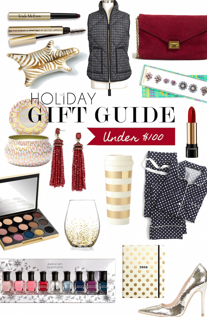 Tori's Ultimate Holiday Gift Guide For Her, under $100