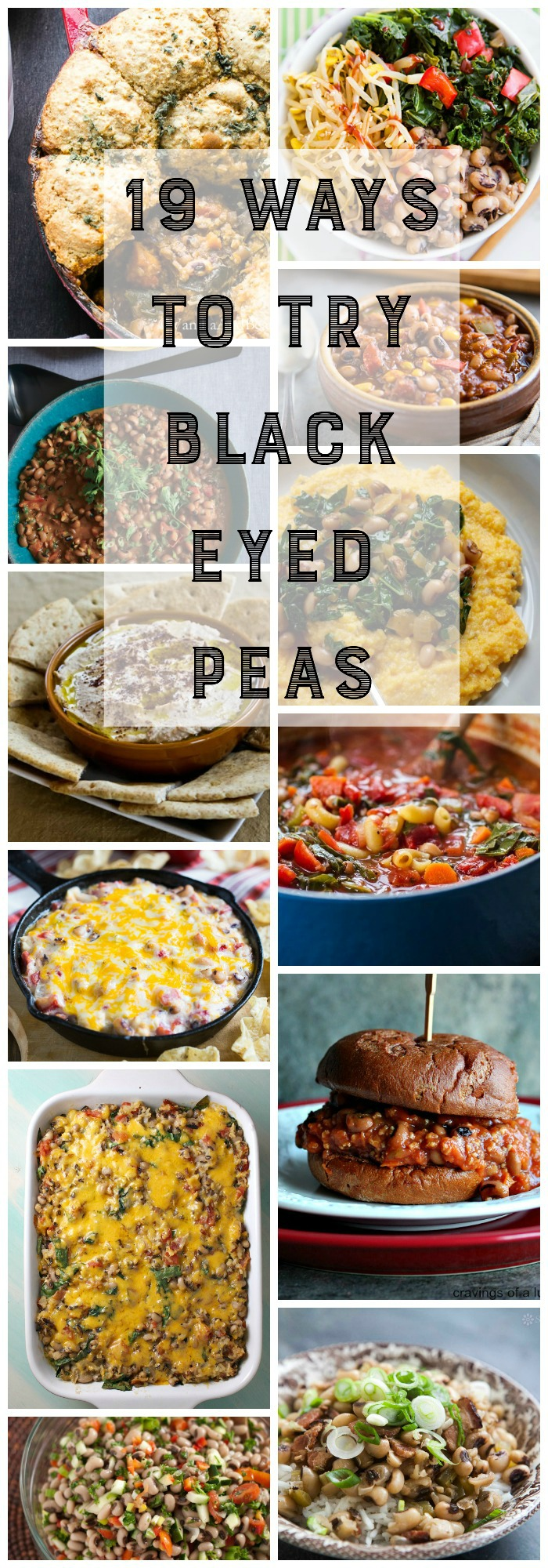 19 ways to eat black eyes peas that aren't the same old boring thing you remember eating growing up