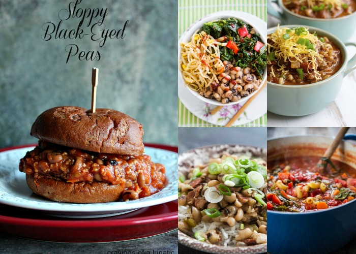 19 unexpected black eyed pea recipes for New Years or any day