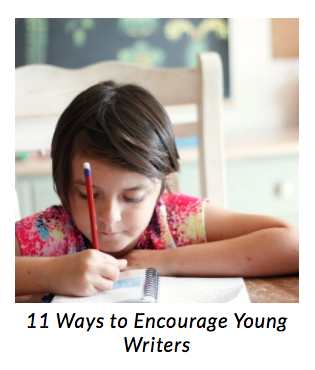ways-to-encourage-young-writers