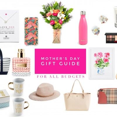Mother's Day Gift Guide For Every Budget