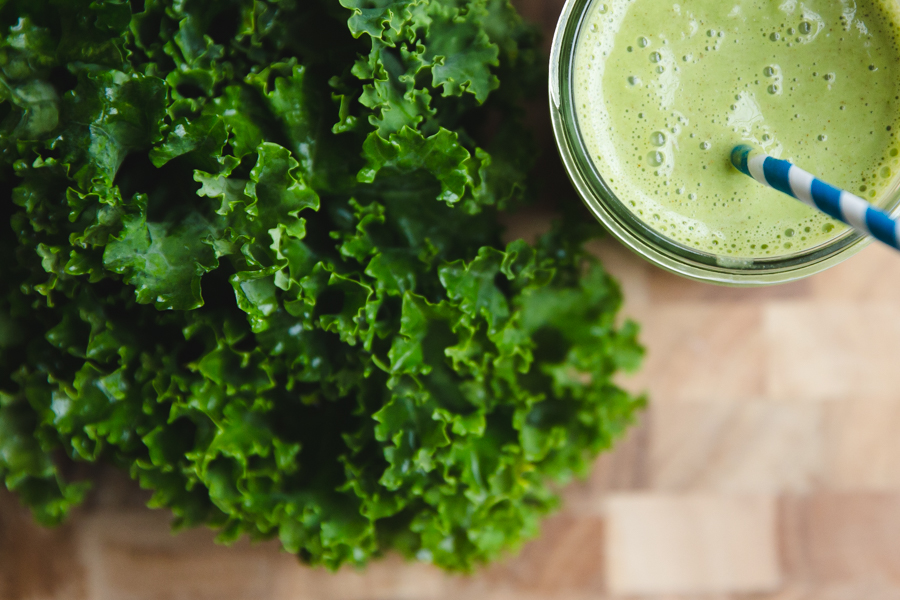 grow your own green smoothie garden -- I want to try this!
