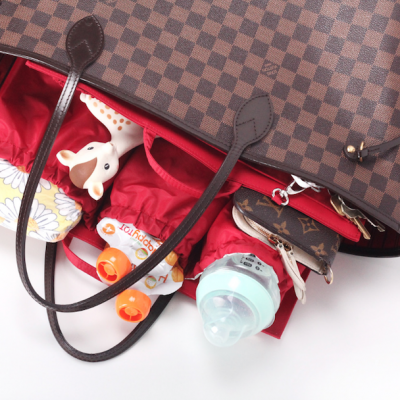 Stylish moms love ToteSavvy, the best diaper bag alternative