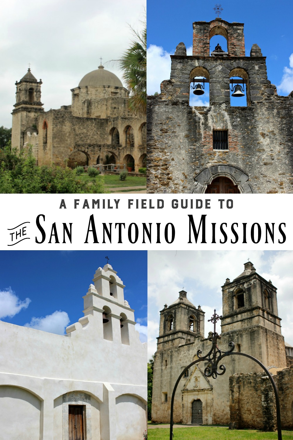 Love this guide to the San Antonio Missions! So many fun ideas for family who live in Texas or are traveling to San Antonio