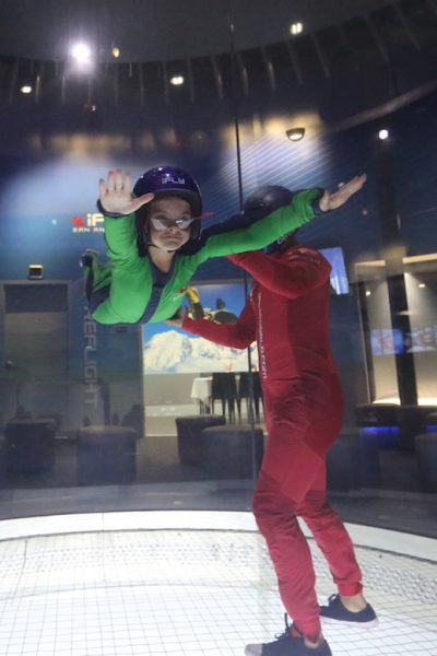 10 Things You Need To Know Before Indoor Skydiving