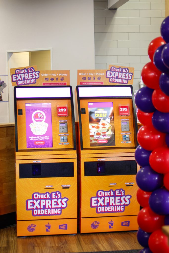 No more coins! Chuck E. Cheese replaces coins with play cards