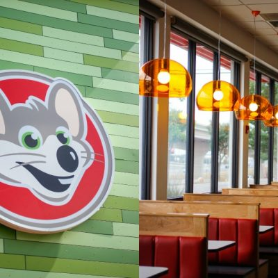 Chuck E. Cheese is 40! Celebrates with new look, same great family fun