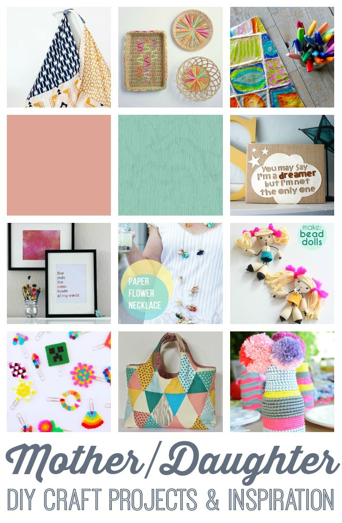 10 Colorful Crafts You Can Make On Your Own Or With Kids